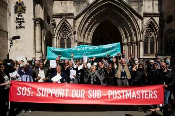 10 more former subpostmasters to have convictions overturned as Post Office won't oppose their appeals