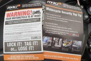 MAG leaflets