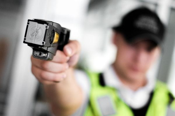 Concerns rightly raised over training and increased risk to life amid rapid rise in police use of Taser guns