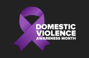Domestic Violence Awareness Month: How this devastating crime is likely 'happening to someone on your street'