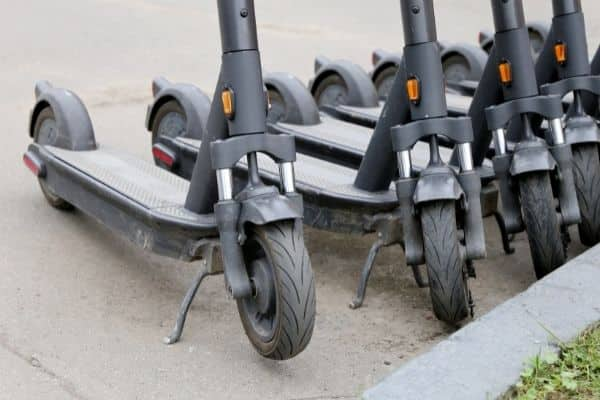 Why further regulation on the use of e-scooters is needed to protect the public