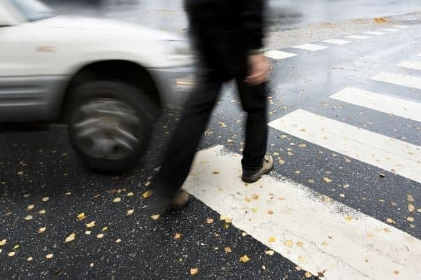 Personal injury team seeks to help the 40 people a day involved in a pedestrian accident