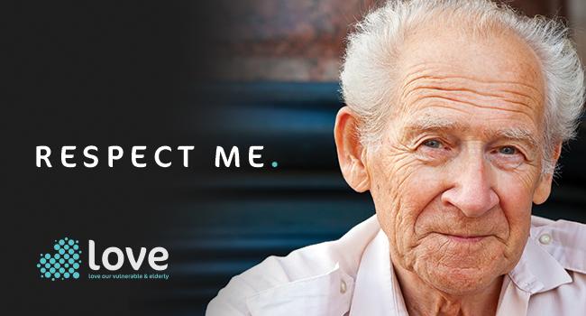 LOVE Campaign. Respect Me.