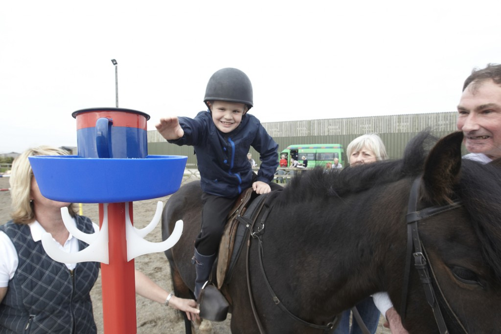 Chesney Riding School - boy riding horse