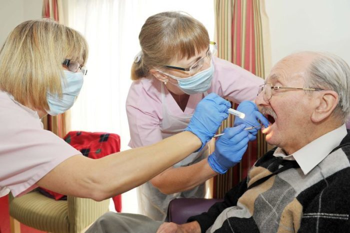 Dental Negligence Care Home