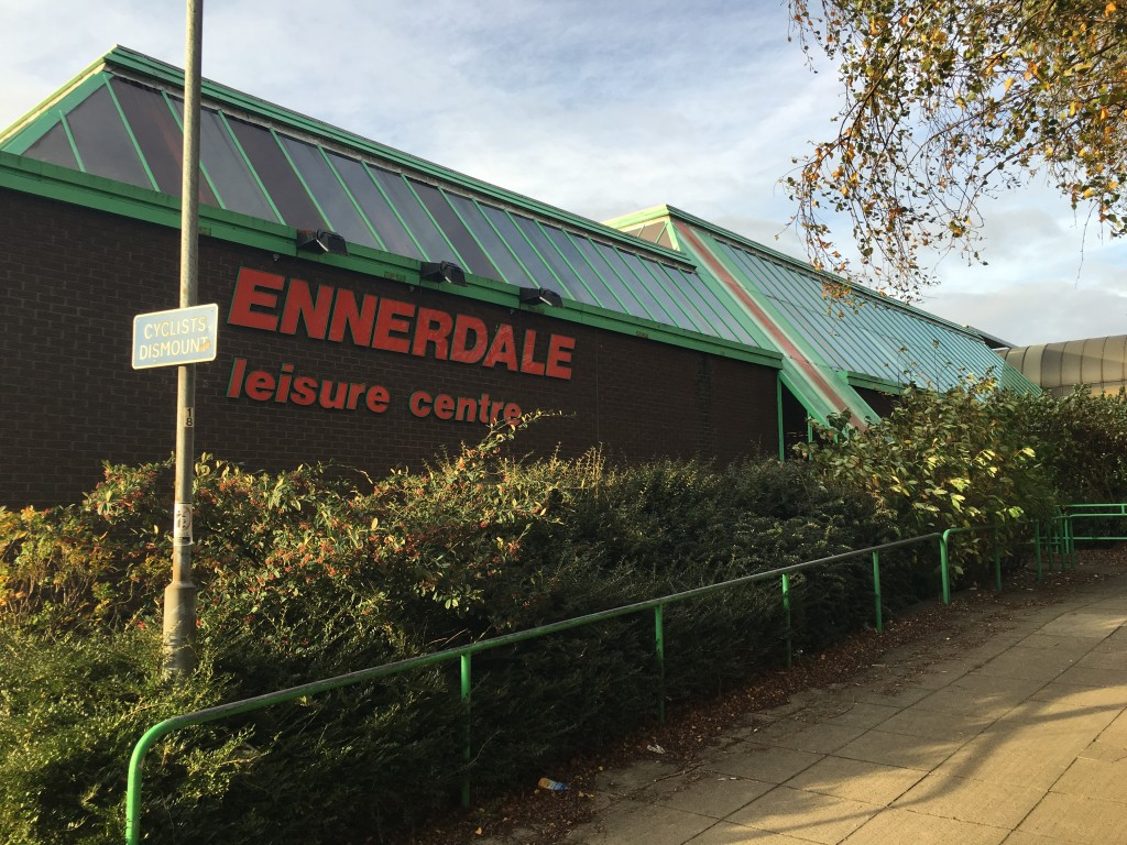 Ennerdale sports centre in Hull