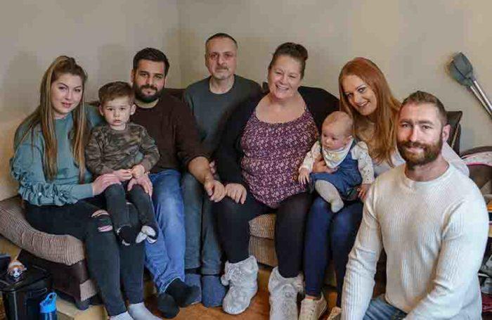 Angela & Family