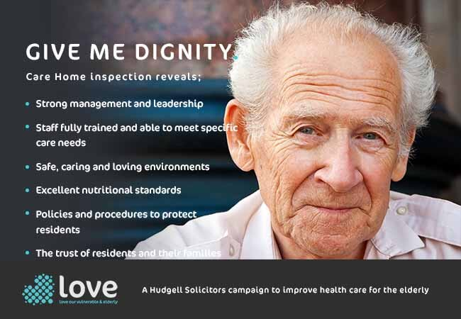 Good care homes
