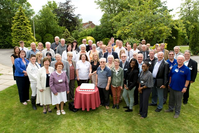 Neil Hudgell Trust 2013