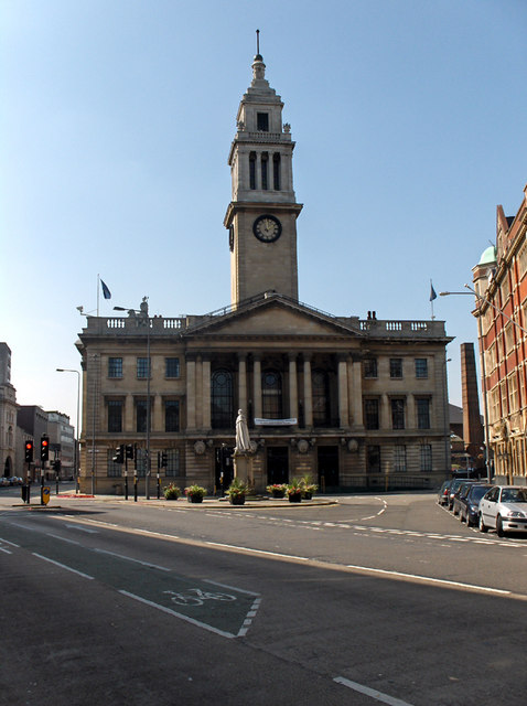 Guidhall in Hull