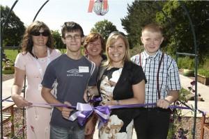 Jo_Hudgell_opens_new_sensory_garden_at_Densholme_Care_Farm_Hornsea