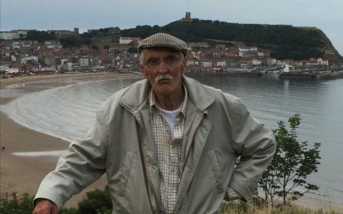 John Haughey   Elderly Patient Drinks Hand Sanitiser in UK hospital