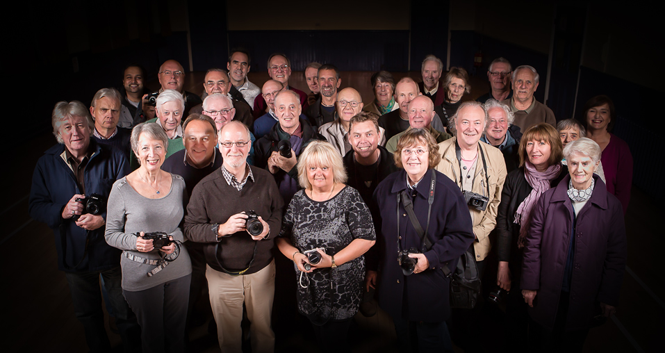 Leeds Photographic group picture