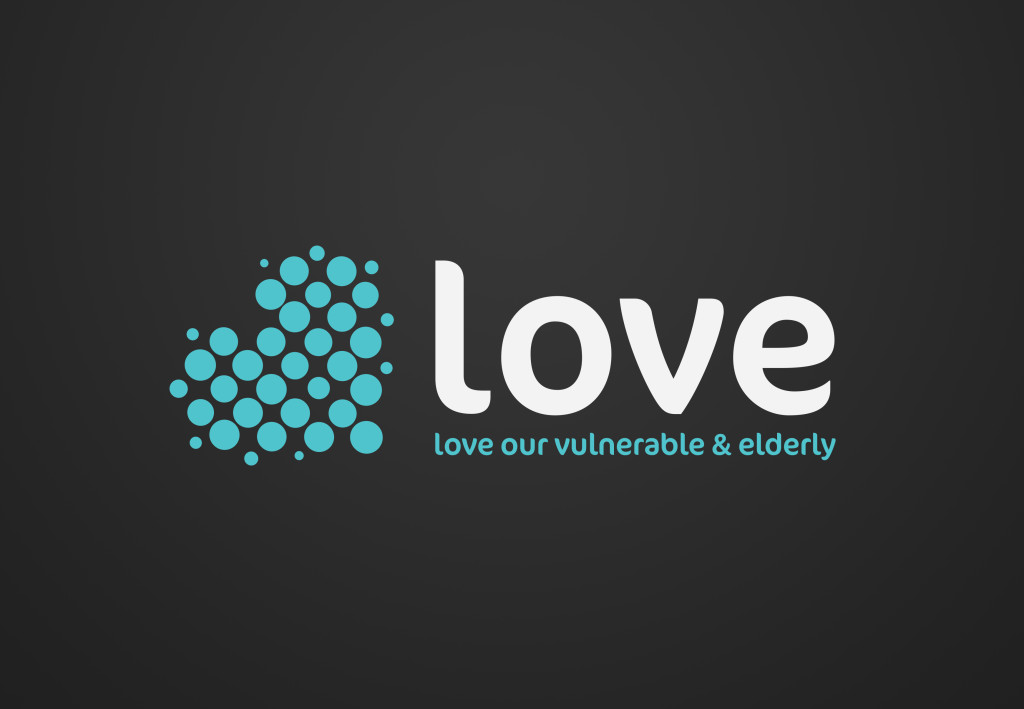 LOVE - CCTV in care home Logo