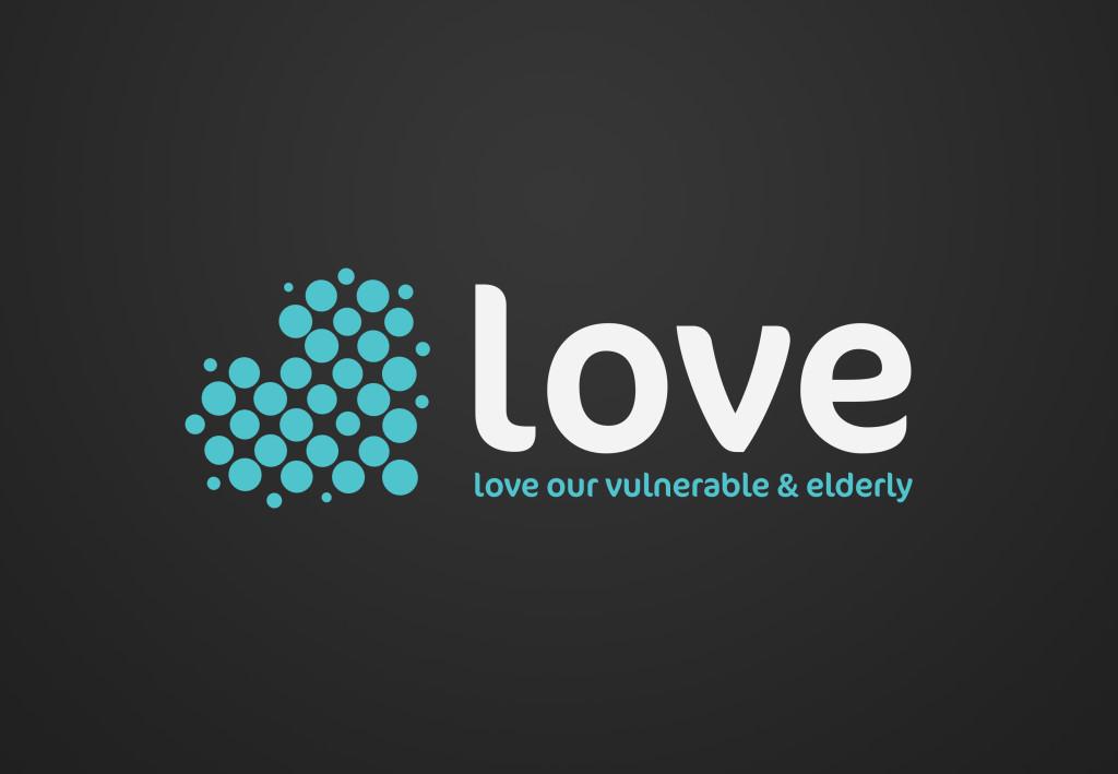 LOVE - CCTV in care home Logo