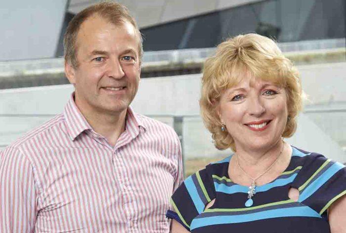 Neil Hudgell and Amanda Stevens
