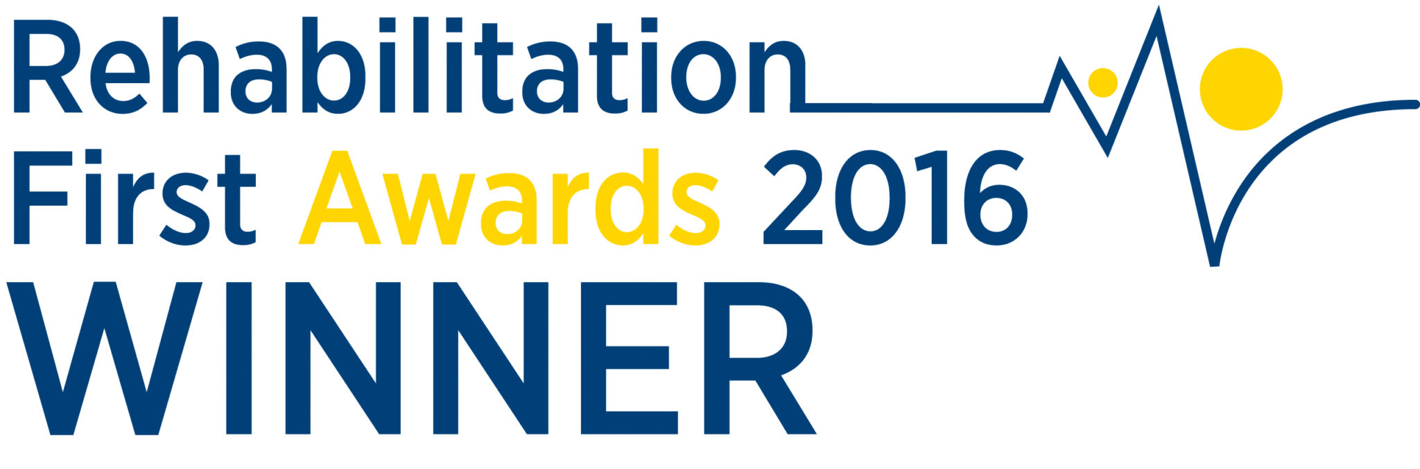 Rehabilitation First Awards 2016 WINNER