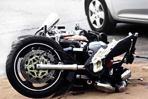 RTA motorcycle
