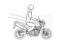 Motor bike diagram
