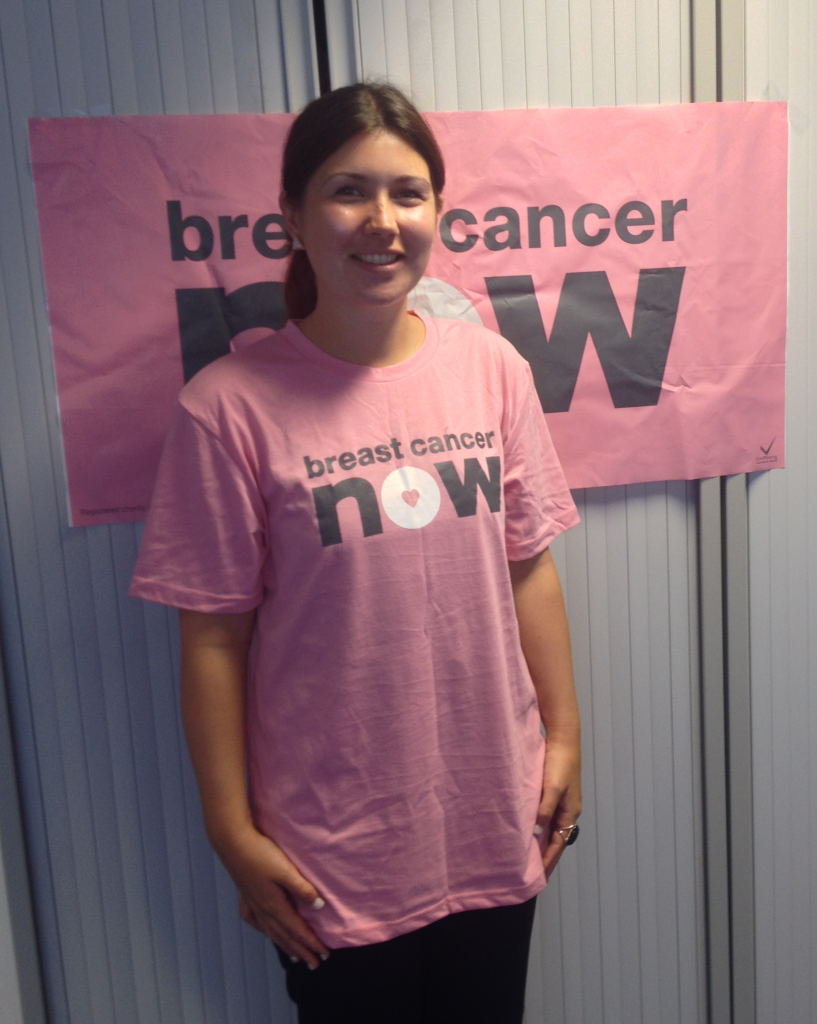 Breast Cancer now T-shirt