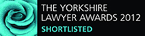 2012 Yorkshire Layer awards shotlisted