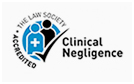 The Law Society Clinicial Negiligence Accreditation