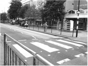 zebra crossing in hull