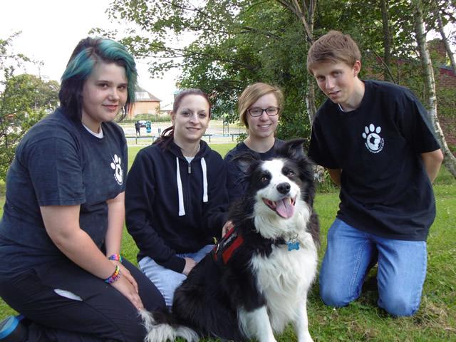 Pet respect team
