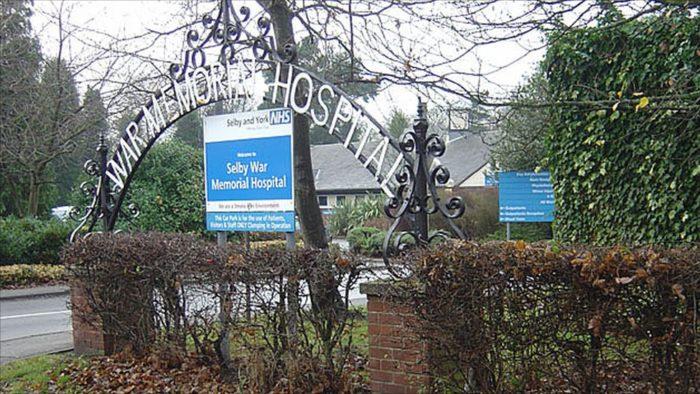 Selby war hospital