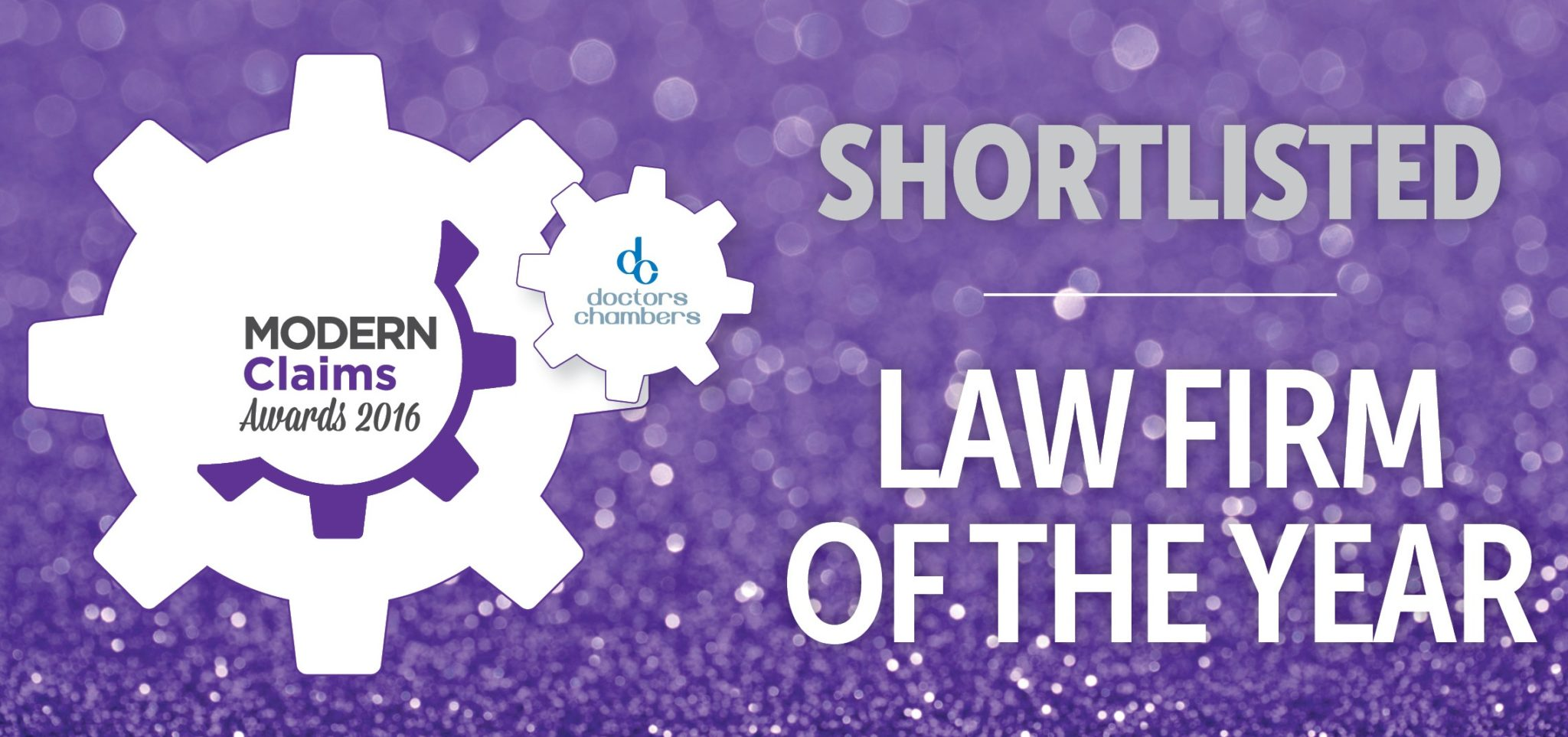 Modern Claims Law Firm of the Year 2016 logo