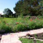 Densholme community farm garden