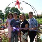 opening of densholme garden