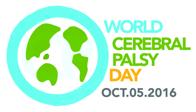 Cerebral Palsy day 2016